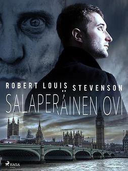 Stevenson, Robert Louis - Salaperäinen ovi, e-kirja