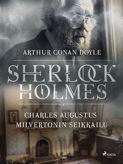 Doyle, Arthur Conan - Charles Augustus Milvertonin seikkailu, e-kirja