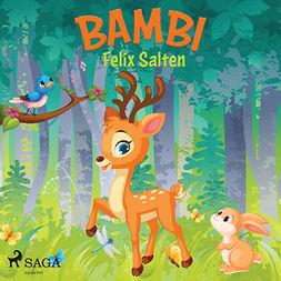 Salten, Felix - Bambi, audiobook