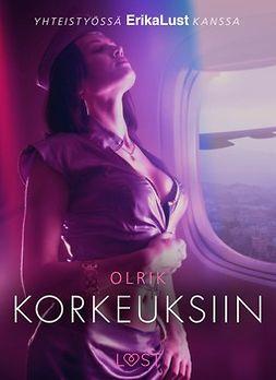 Olrik - Korkeuksiin: Eroottinen novelli, e-kirja