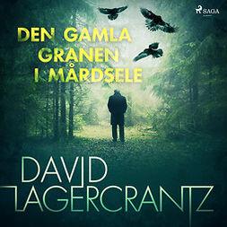 Lagercrantz, David - Den gamla granen i Mårdsele, äänikirja