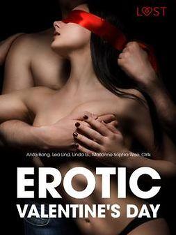 Erotic Valentine's Day - 6 eroottista novellia