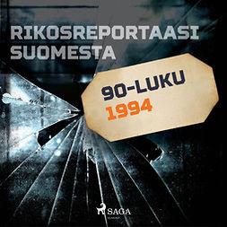 Tekijöitä, Eri - Rikosreportaasi Suomesta 1994, äänikirja