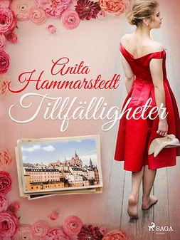Hammarstedt, Anita - Tillfälligheter, ebook