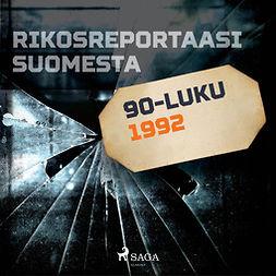 Laitinen, Aku - Rikosreportaasi Suomesta 1992, äänikirja