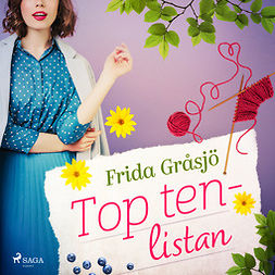 Gråsjö, Frida - Top ten-listan, audiobook