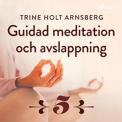 Arnsberg, Trine Holt - Guidad meditation och avslappning - Del 5, äänikirja