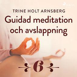 Arnsberg, Trine Holt - Guidad meditation och avslappning - Del 6, äänikirja