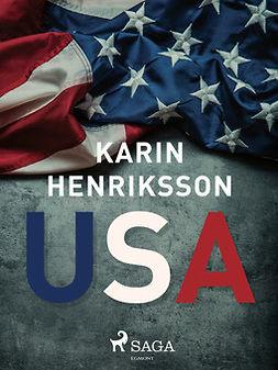 Henriksson, Karin - USA, ebook