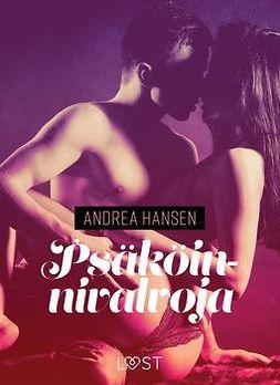 Hansen, Andrea - Psäköinninvalvoja - eroottinen novelli, e-kirja