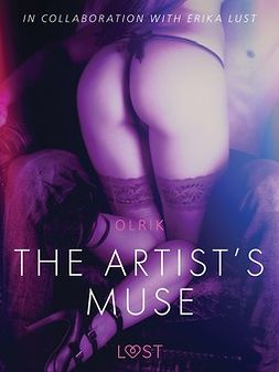 Olrik, - - The Artist's Muse - erotic short story, ebook