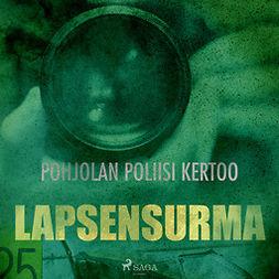 Mäkinen, Teemu - Lapsensurma, audiobook