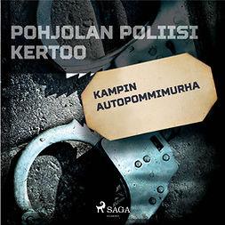 Niemi, Leo - Kampin autopommimurha, audiobook