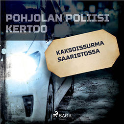 Mäkinen, Teemu - Kaksoissurma saaristossa, audiobook