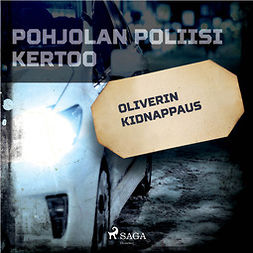 Mäkinen, Teemu - Oliverin kidnappaus, audiobook