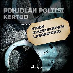 työryhmä, Kustantajan - Viron rikostekninen laboratorio, äänikirja