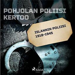 Mäkinen, Teemu - Islannin poliisi 1918-1945, äänikirja
