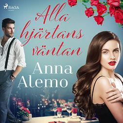 Alemo, Anna - Alla hjärtans väntan, audiobook