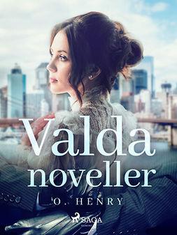Porter, William Sydney - Valda noveller, ebook
