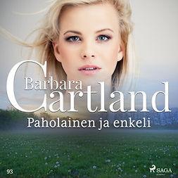 Cartland, Barbara - Paholainen ja enkeli, äänikirja