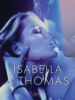 Bech, Camille - Isabella & Thomas - Erotic Short Story, ebook
