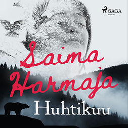 Harmaja, Saima - Huhtikuu, äänikirja