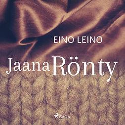 Leino, Eino - Jaana Rönty, audiobook