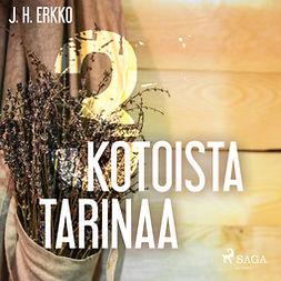 Erkko, J. H. - 3 Kotoista tarinaa, äänikirja