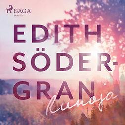 Södergran, Edith - Runoja, äänikirja