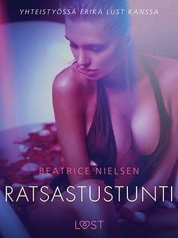 Nielsen, Beatrice - Ratsastustunti - eroottinen novelli, e-kirja