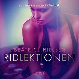 Nielsen, Beatrice - Ridlektionen - erotisk novell, äänikirja