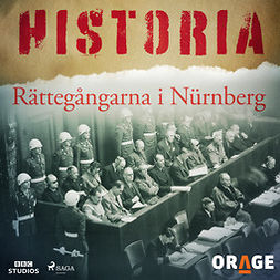Orage, - - Rättegångarna i Nürnberg, äänikirja