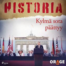 Rauvala, Tapio - Kylmä sota päättyy, äänikirja
