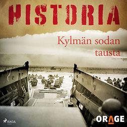 Rauvala, Tapio - Kylmän sodan tausta, äänikirja