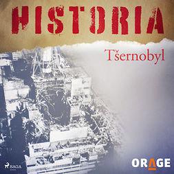 Rauvala, Tapio - Tsernobyl, audiobook