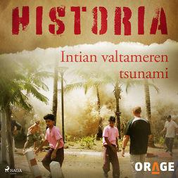 Rauvala, Tapio - Intian valtameren tsunami, audiobook