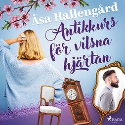 Hallengård, Åsa - Antikkurs för vilsna hjärtan, audiobook