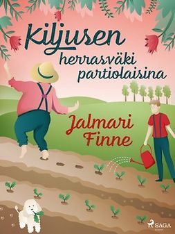 Finne, Jalmari - Kiljusen herrasväki partiolaisina, ebook