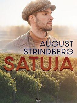 Strindberg, August - Satuja, e-bok