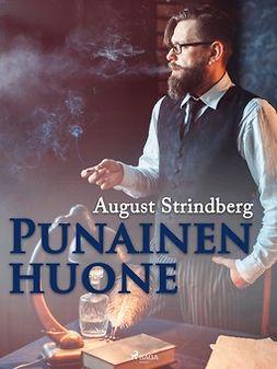 Strindberg, August - Punainen huone, e-bok