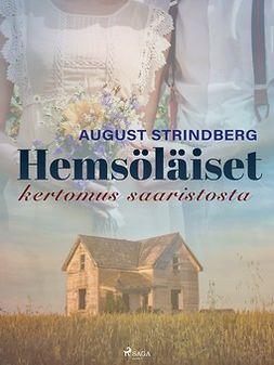 Strindberg, August - Hemsöläiset: kertomus saaristosta, e-bok
