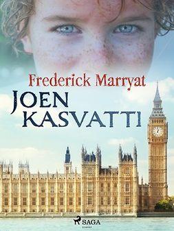 Marryat, Frederick - Joen kasvatti, e-kirja