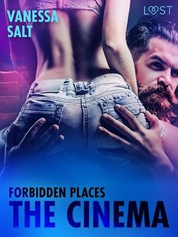 Salt, Vanessa - Forbidden Places: The Cinema, ebook