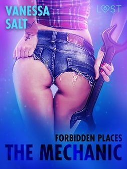 Salt, Vanessa - Forbidden Places: The Mechanic, ebook