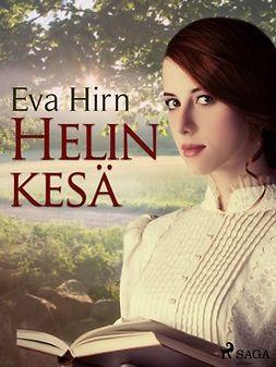 Hirn, Eva - Helin kesä, ebook
