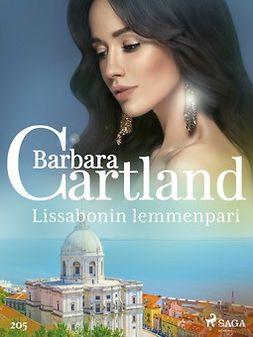 Cartland, Barbara - Lissabonin lemmenpari, e-kirja