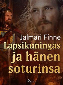 Finne, Jalmari - Lapsikuningas ja hänen soturinsa, e-kirja
