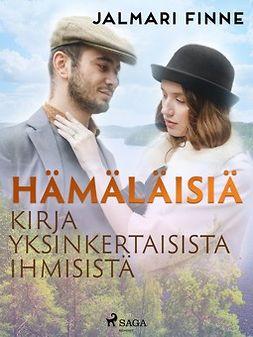 Finne, Jalmari - Hämäläisiä: kirja yksinkertaisista ihmisistä, ebook