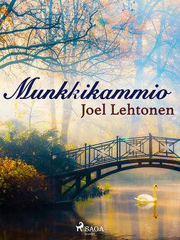 Lehtonen, Joel - Munkkikammio, e-kirja
