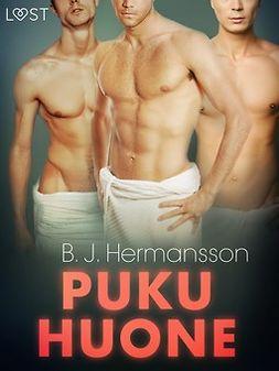 Hermansson, B. J. - Pukuhuone - eroottinen novelli, e-kirja